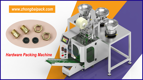 Hardware Connector Counting Packing Machine