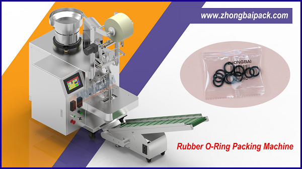Rubber O-Ring Counting Packing Machine